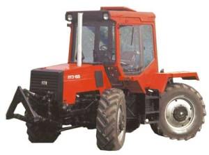 Внешний вид трактора ЛТЗ 155