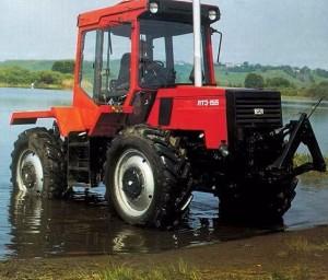 трактор ЛТЗ 155