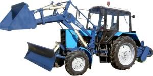 трактор МУП 351 уборочная техника