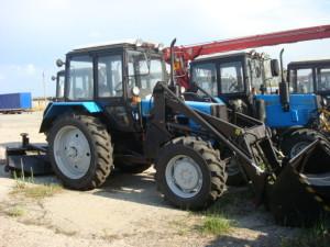 трактор МУП 351