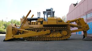 Сверхтяжелый трактор Т-800