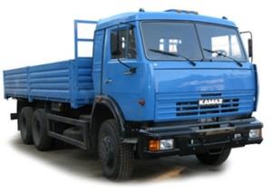 Трехосный бортовой автомобиль — КамАЗ 5320