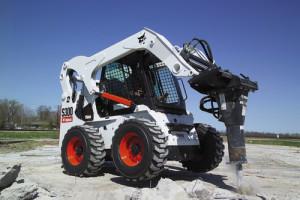 Bobcat S300 дополнительное оборудование