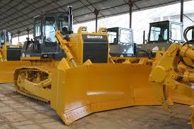 бульдозер Shantui SD32 оборудование