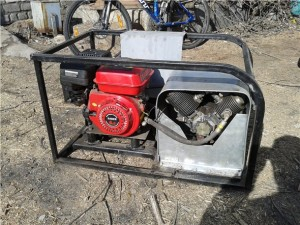механический АК-150 компрессор