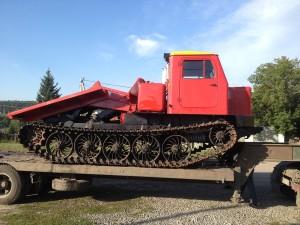 перевозка ТТ-40М
