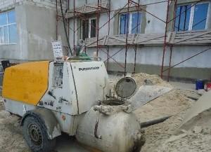 растворонасос Putzmeister M740D