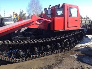трактор ТТ-40М