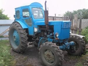 трактор Т-40 особенности