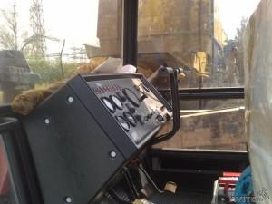трактор ВТ-150 панель управления