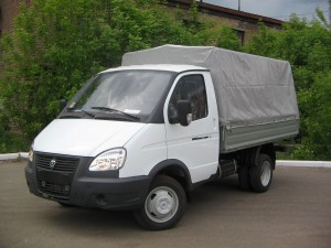 Малотоннажный грузовой автомобиль ГАЗ 3302