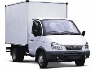 ГАЗ 3302 изотермический фургон