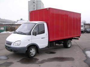 ГАЗ 3302 с удлиненной базой