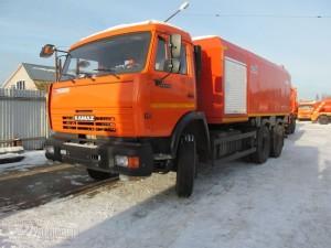 КО-560 на основе КамАЗ