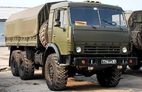 Полноприводный грузовой автомобиль КамАЗ 43114