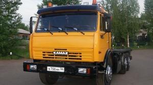 КамАЗ 53212 осбенности
