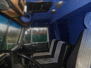КамАЗ 53212 салон
