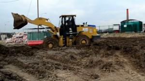 SEM 650B на строительной площадке