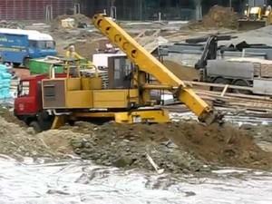 Татра УДС-114 в работе