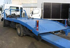 грузовик HYUNDAI HD120 эвакуатор