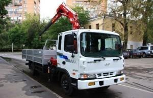 грузовик бортовой HYUNDAI HD120