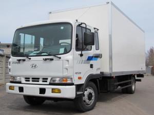 Среднетоннажный грузовик Hyundai HD120