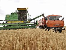 комбайн дон-1500 уборка урожая