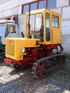 трактор Т-70 пропашной