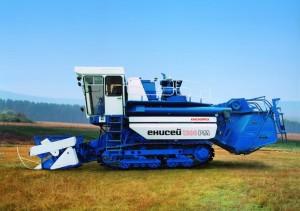 зерноуборочный комбайн енисей-1200