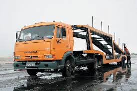 автовоз камаз 4308
