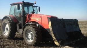 бульдозер на основе трактора мтз 3022