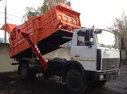 мусоровоз мкм-3403 на шасси маз