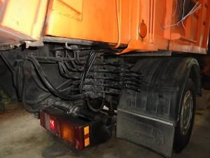 мусоровоз мкм-3403 управление