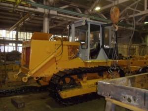 трактор Т-130 производство