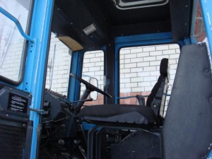 трактор хтз 17221 кабина