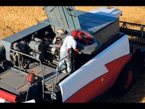 зерноуборочный комбайн акрос 580