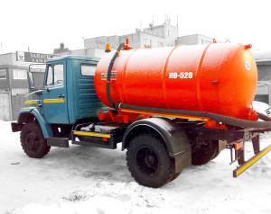 ассенизаторская машина ко-502