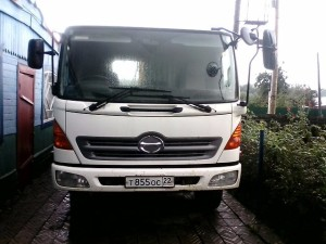 грузовик Hino Ranger