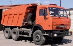 камаз 65115 для транспортировки