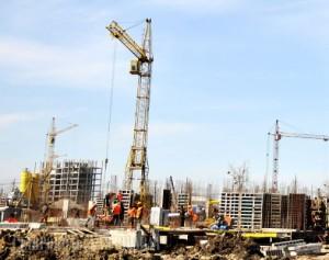 кб-403 на строительной площадке