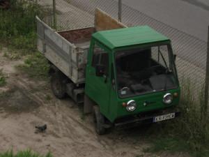 мультикар ифа 25 с бортовым кузовом