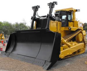 Бульдозер Caterpillar D10T для работ повышенной сложности