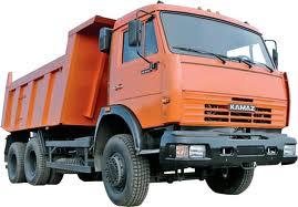 Самосвал КамАЗ 65115 грузоподъемностью 15 тонн