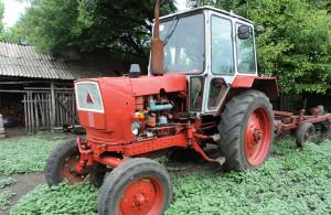 трактор юмз-6 конструкция