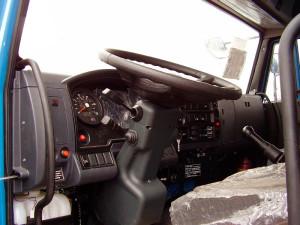 бортовой камаз 65117 салон