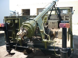 ямобур на базе газ 66 устройство
