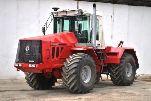Пятое поколение известного «Кировца» — трактор К-744