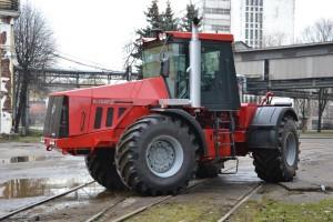 трактор к 744 кировец
