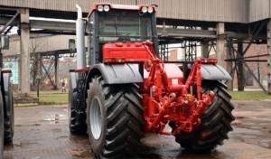 трактор к 744 прицепной механизм