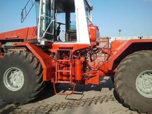 трактор к 744 устройство